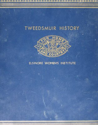 Elsinore WI Tweedsmuir Community History, Volume 1