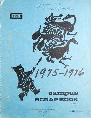 Elsinore WI Scrapbook, 1975-1976