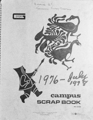 Elsinore WI Scrapbook, 1976-1978