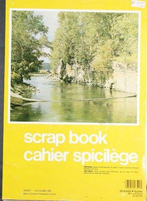 Elsinore WI Scrapbook, 1982-1984