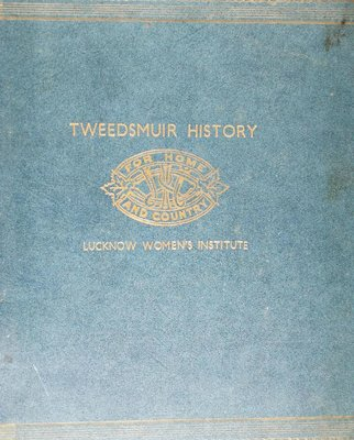 Lucknow WI Tweedsmuir Community History, Volume 3.2