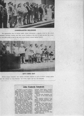Stewartville WI Tweedsmuir Community History - Volume 5