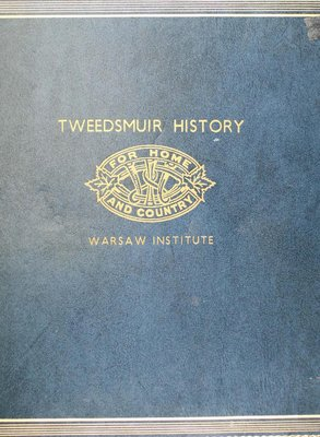 Warsaw WI Tweedsmuir Community History Volume 2