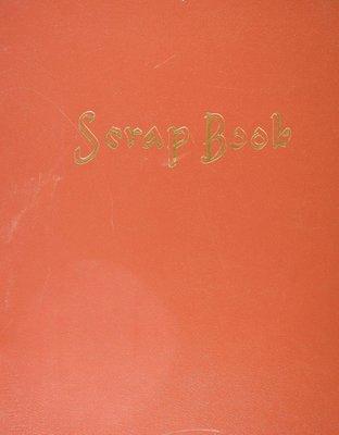 Wilton Grove WI, Brown Scrapbook