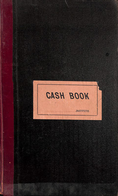 Amherst Island, Account Book, 1905-17