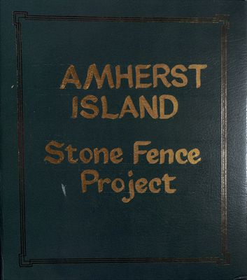 Amherst Island Stone Fence Project