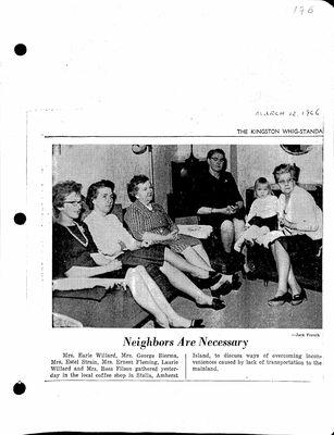 Amherst Island Tweedsmuir History, Volume 2 F4 1980-96