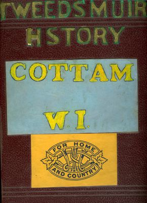 Cottam WI Tweedsmuir Community History, Volume 1