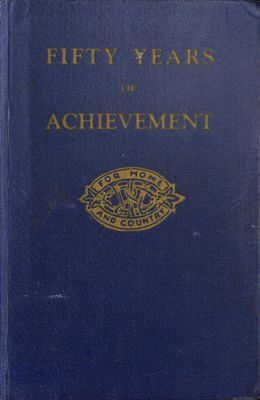 FWIO Fifty Years of Achievement 1948