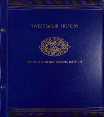 North Tarentorus Tweedsmuir History, Volume 2