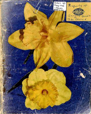 Russell Village Women's Institute Scrapbook 1946-50
