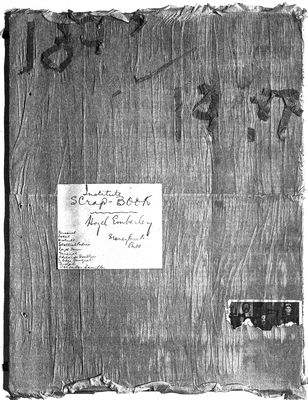Stoney Creek Women's Institute Scrapbook 1939-47