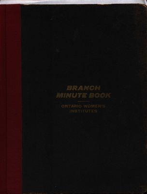 Vinemount WI Minute Book, 1926-1928