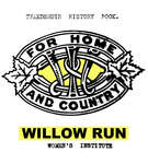 Willow Run Tweedsmuir History