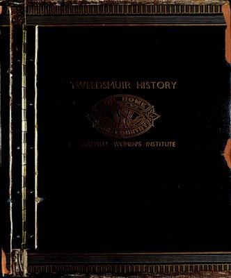 Rednersville WI Tweedsmuir Community History - Book 1