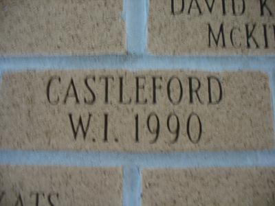 Castleford W.I. -brick