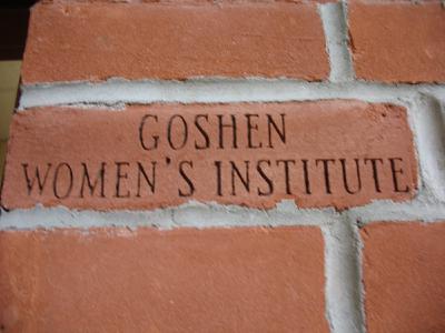 Goshen W.I. brick