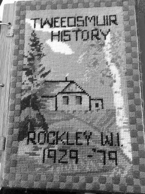 Rockley WI Tweedsmuir Community History, Volume 1