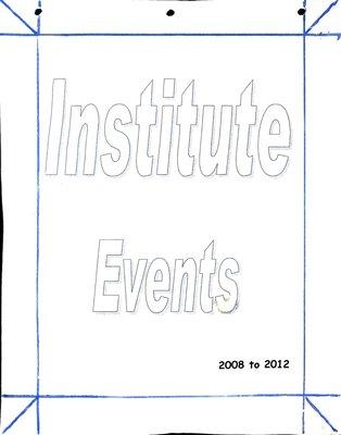 Bailieboro WI Tweedsmuir Community History, Volume 2: Branch Events, 2008-2012