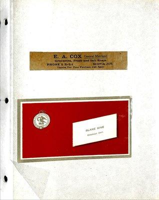 Emsdale Scotia WI Tweedsmuir Community History, Volume 3