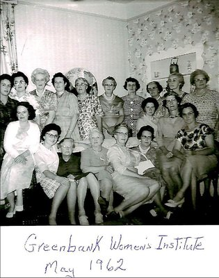 Greenbank WI Tweedsmuir Community History, Volume 1