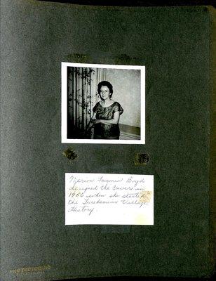 Honeydale WI Scrapbook, 1907-70