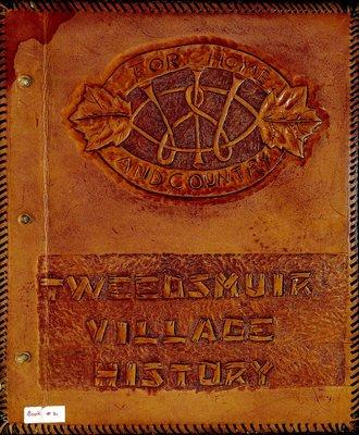 Honeydale WI Tweedsmuir Community History, Volume 2