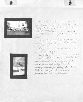 Sanford-Port Carling WI Tweedsmuir Community History, Volume 3