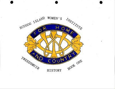 Scugog Island WI Tweedsmuir Community History, 1962-98