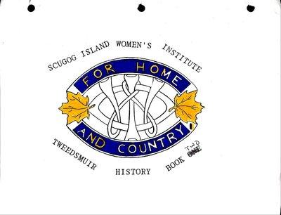 Scugog Island WI Tweedsmuir Community History, 1978-89