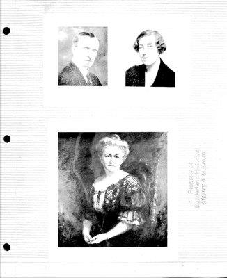 Sunderland WI Tweedsmuir Community History, Volume 3