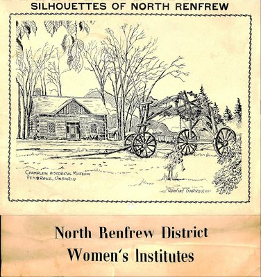 North Renfrew District WI, 1973 Calendar