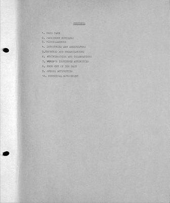 Westmeath WI Tweedsmuir Community History, Volume 2: 1980-1995