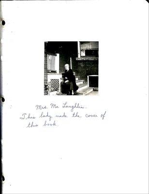 Calvin WI Tweedsmuir Community History, Volume 1: 1910