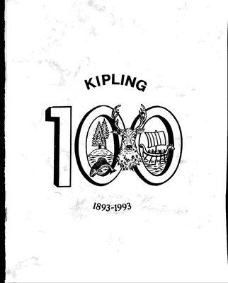 Kipling: 100 Years of History, 1893-1993