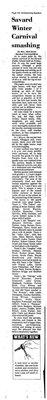 Temiskaming Centre District WI Public Relations, 1961-89