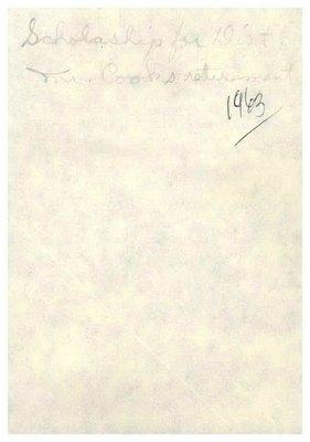Temiskaming District WI Minute Book, 1933-53