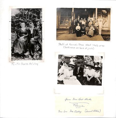 Sanford-Port Carling WI Tweedsmuir Community History, Volume 4