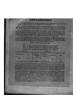 Earlton WI Minute Book, 1910-15