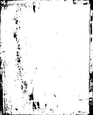 Mattawa WI Minute Book, 1932-39