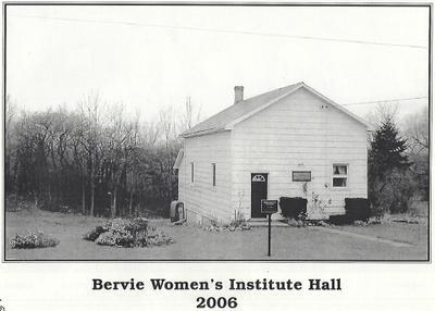 Bervie WI Hall
