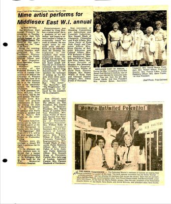 Birr WI Tweedsmuir Community History, Volume 6, 1985-1990