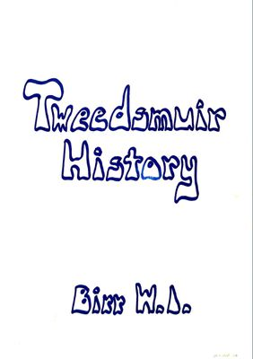 Birr WI Tweedsmuir Community History, Volume 3, 1901-1989