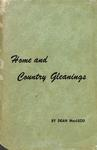 Home and Country Gleanings