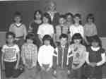 0132. École Ste-Marie à Field, ON, 1981-82 / Ste-Marie School, Field, ON - 1981-82