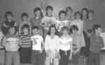 0133. École Ste-Marie à Field, ON, 1981-82 / Ste-Marie School, Field, ON - 1981-82