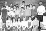 0134. École Ste-Marie à Field, ON, 1981-82 / Ste-Marie School, Field, ON - 1981-82