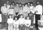 0135. École Ste-Marie à Field, ON, 1981-82 / Ste-Marie School, Field, ON - 1981-82