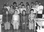 0136. École Ste-Marie à Field, ON, 1981-82 / Ste-Marie School, Field, ON - 1981-82