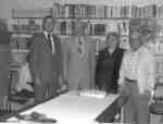 Conseil de la bibliothèque de Field, ON, 1975-1980 / Library Council, Field, ON, 1975-1980